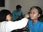 praktik make-up